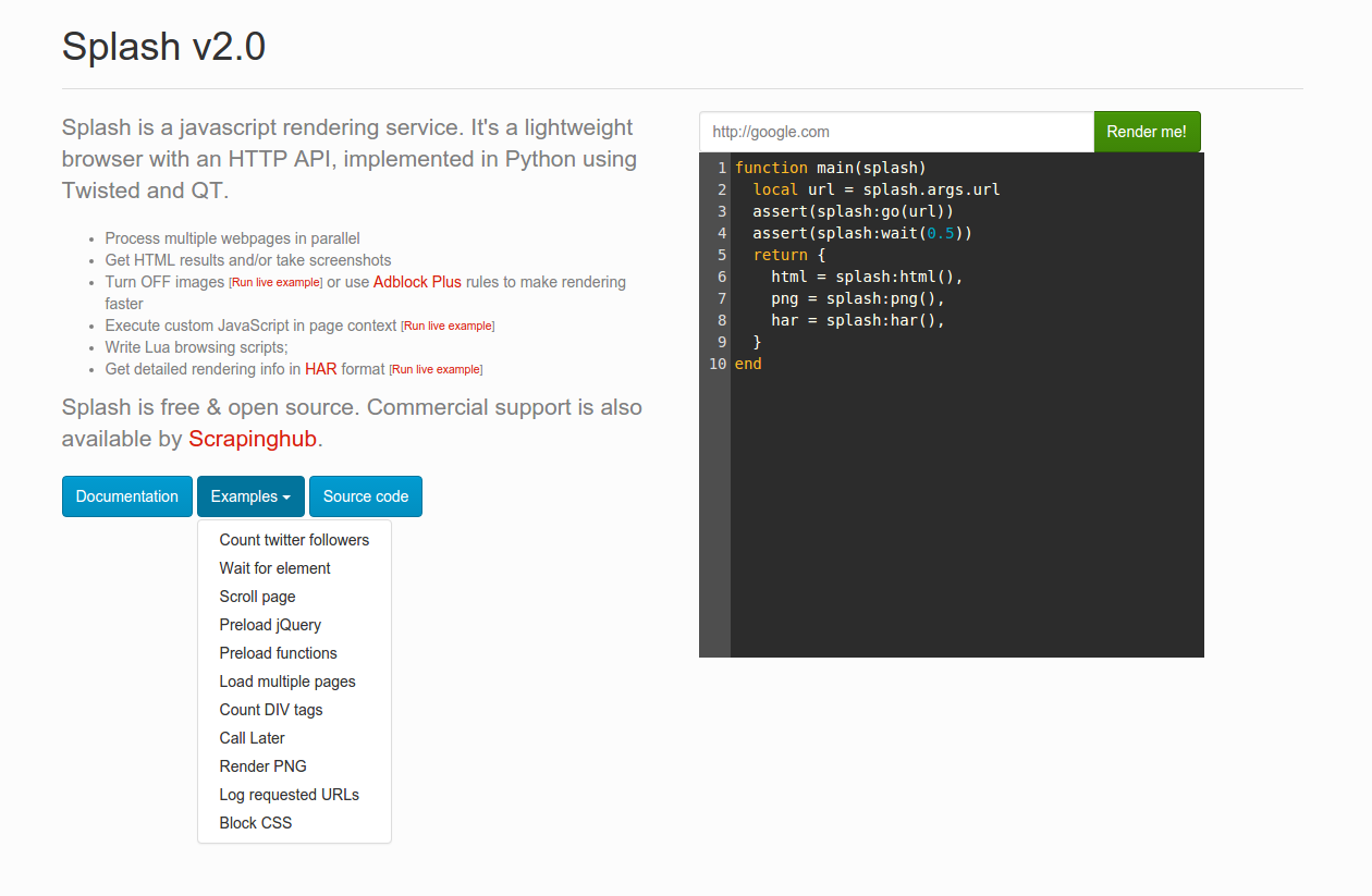 Splash 2.0 Is Here with Qt 5 and Python 3
